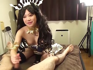 Exotic porn movie Handjob incredible ever seen