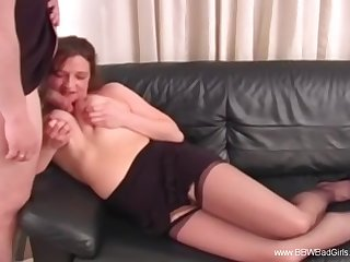 Mature Bbw Titty Fuck That Make Them Fun Coition Session
